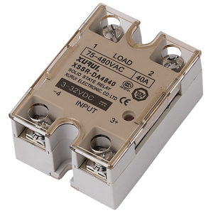 solid state relay omron